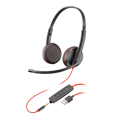 Headset-Plantronics-C3225-USB