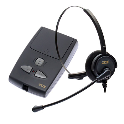 TA20-Headset-RJ9-Zox-Amplificador