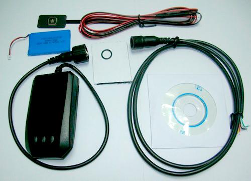 TLT-2HU GPS Rastreador Veicular