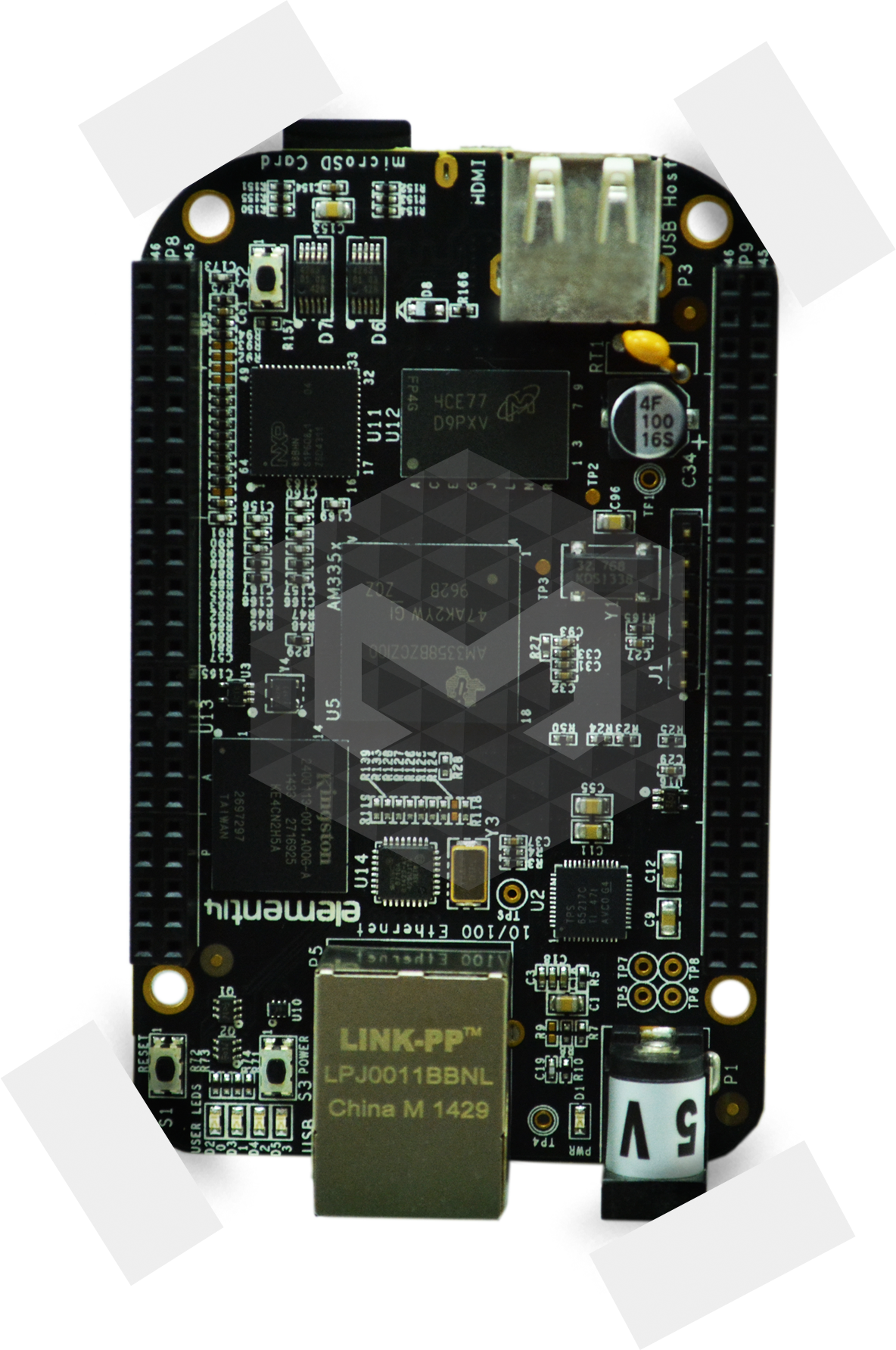 Beaglebone-Black-Revisao-C