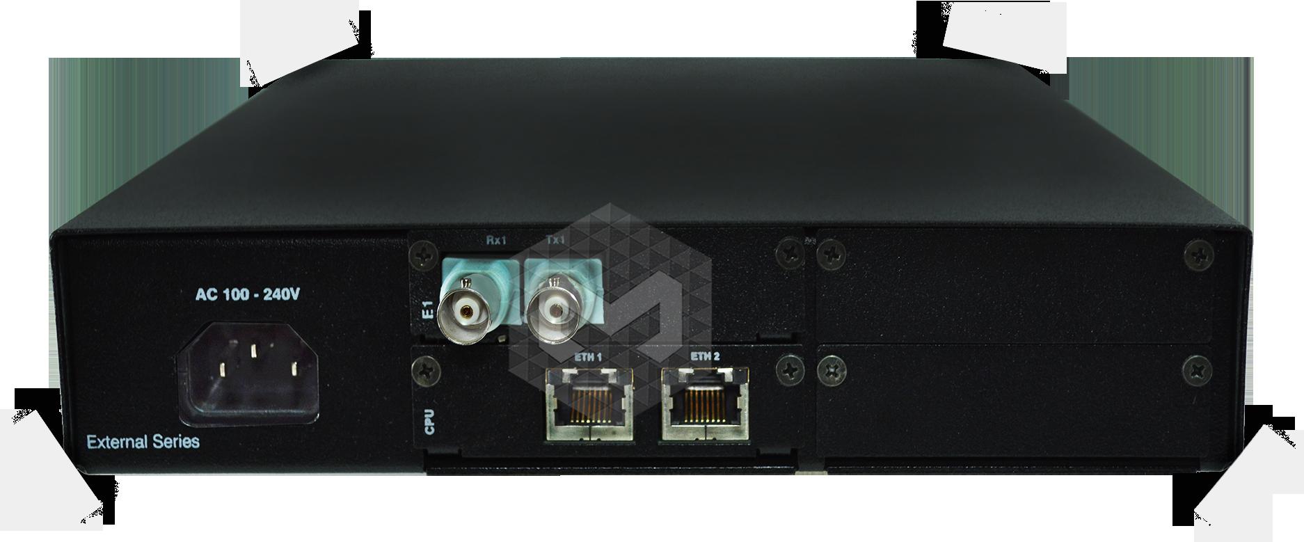 SPX300-Khomp-1E1