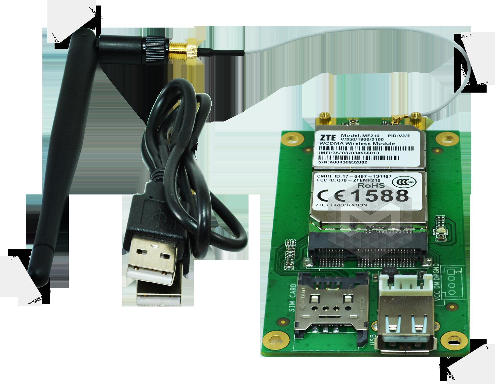 Modulo-3G-USB-WCDMA