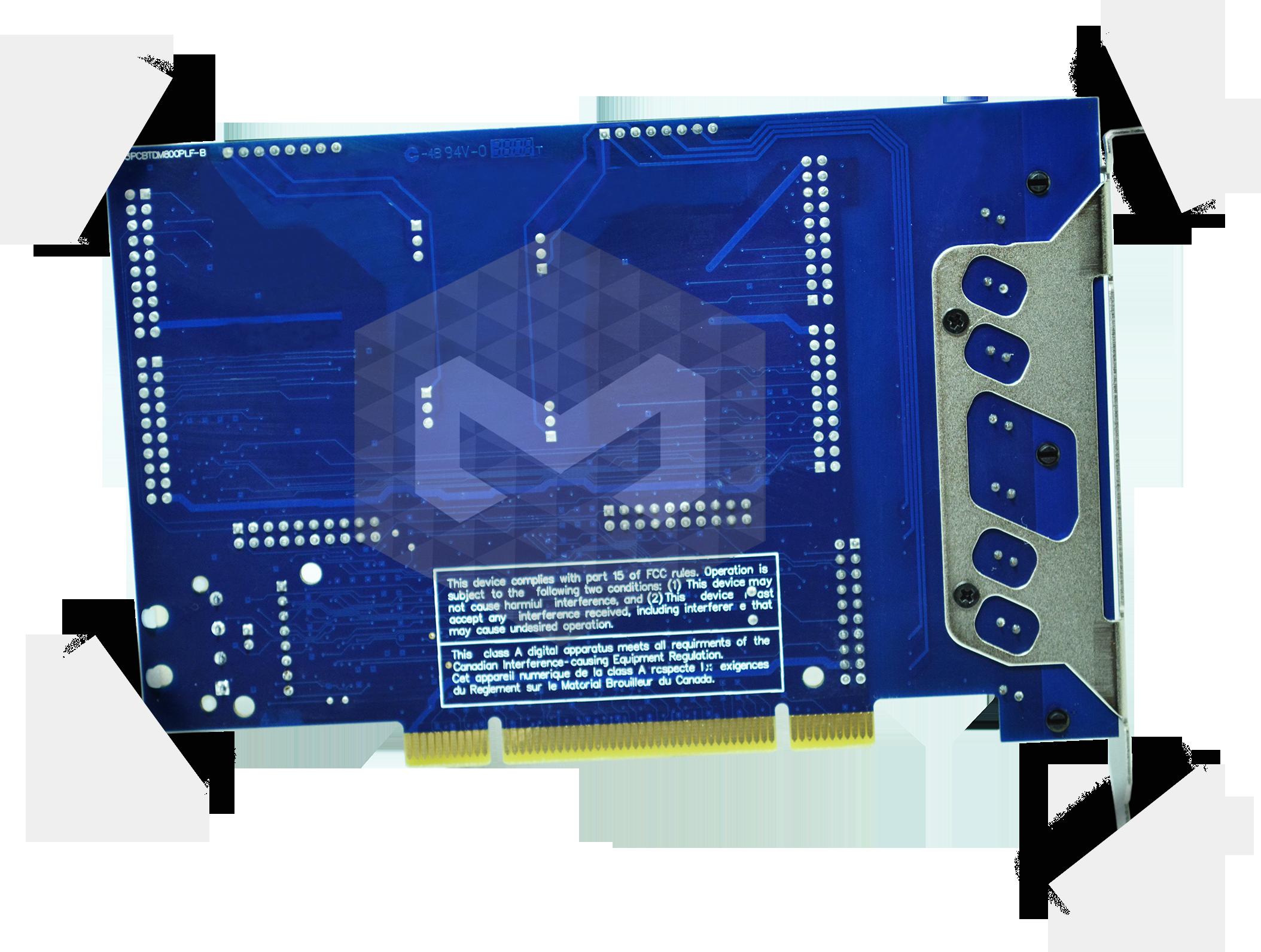 TDM410P-1FXO-3FXS