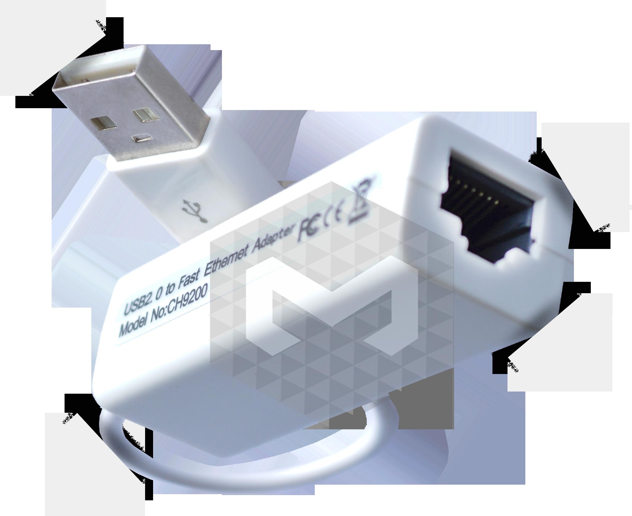 Adaptador-USB-para-Rede-Ethernet