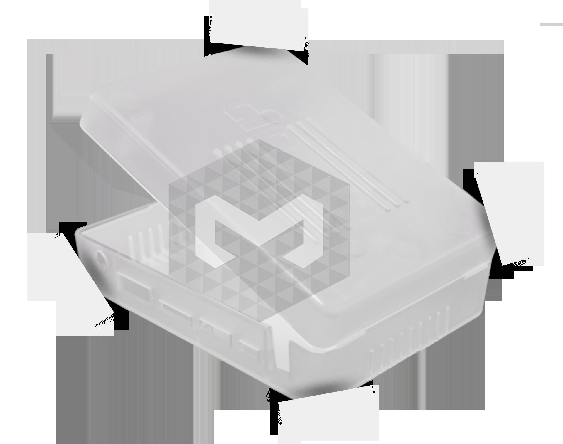 Case-ODROID-XU3-Transparente