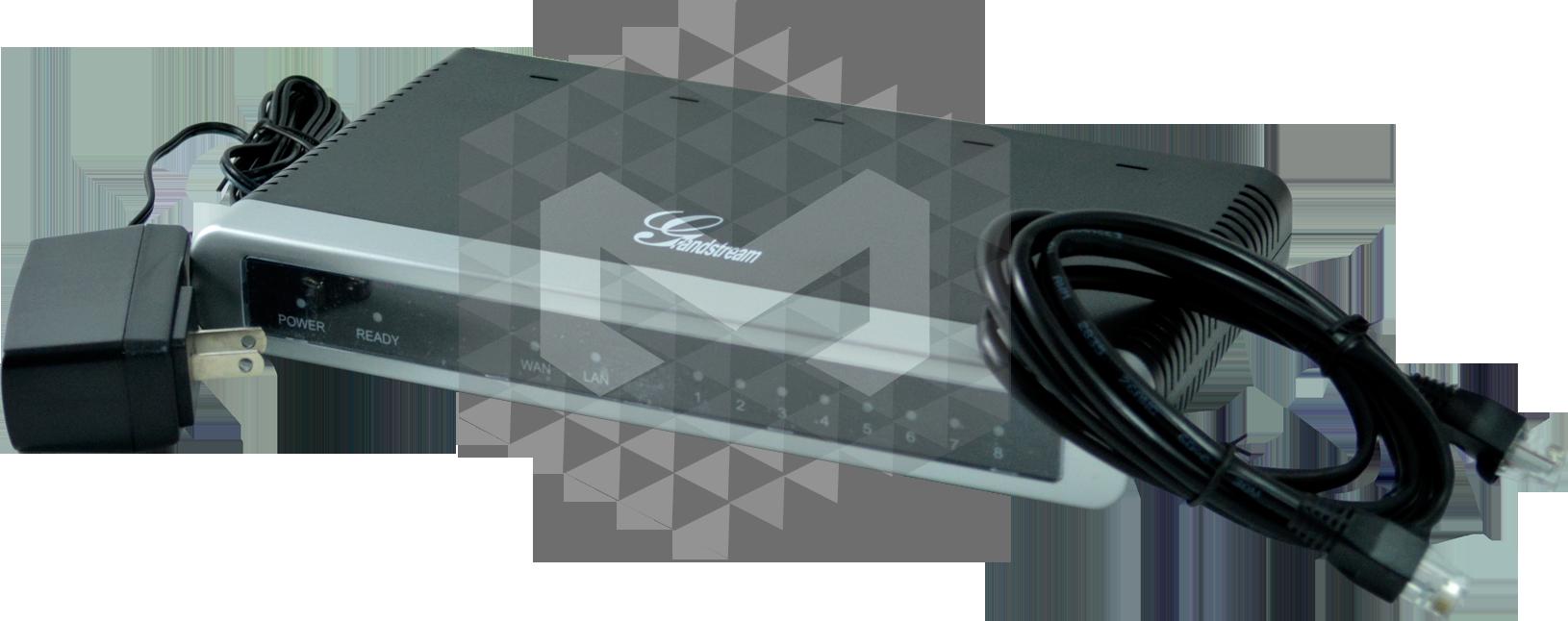 GXW4108-Grandstream-8-FXO