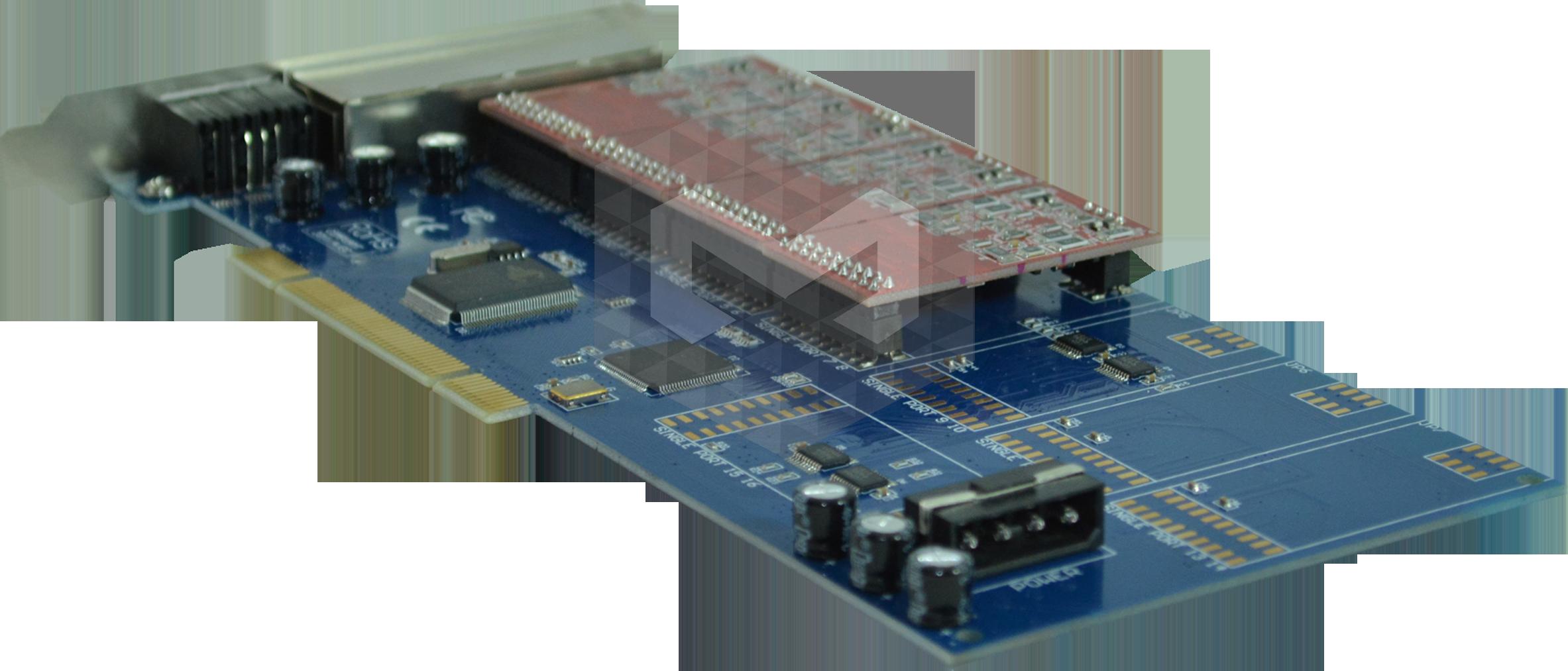 TDM800P-8FXO-Asterisk