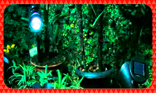 Luminaria-Spot-Ecoforce-SuperLED-Verde